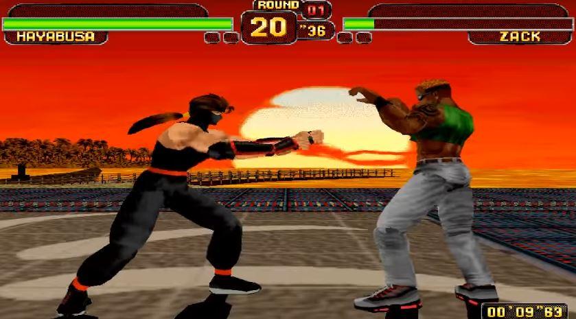 Supermodel 2 Sega Arcade Emulator Retro Gaming And Hardware
